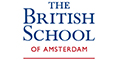 The British School of Amsterdam - Senior School logo