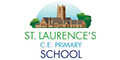 St Laurences CofE Primary School logo