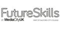 Logo for FutureSkills at MediaCityUK