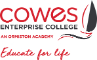 Cowes Enterprise College, An Ormiston Academy logo