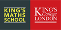 King's College London Mathematics School logo