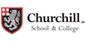 Logo for Churchill School & College