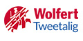 Logo for Wolfert Tweetalig