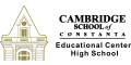 Cambridge School of Constanta logo