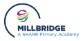Millbridge, A SHARE Primary Academy logo