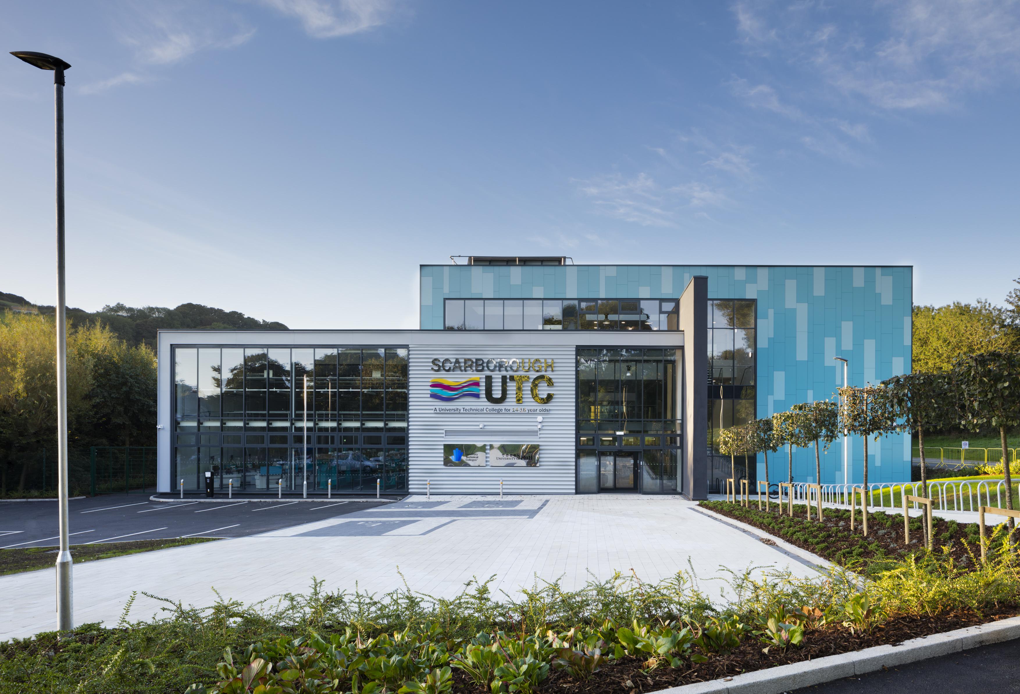 Scarborough UTC - Tes Jobs