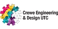 Crewe Engineering & Design UTC logo