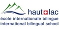 Logo for Haut-Lac International Bilingual School