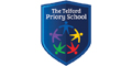 The Telford Priory School logo