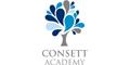 Logo for Consett Academy