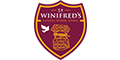 Logo for St Winifred's Primary School