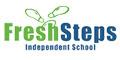 FreshSteps Independent School logo