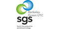 SGS Berkeley Green UTC logo