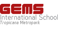 GEMS International School, Tropicana Metropark logo