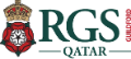 The Royal Grammar School, Guildford in Qatar logo