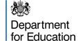 Department for Education (DFE) logo