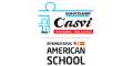 Casvi International American School logo