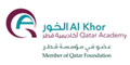 Logo for Qatar Academy Al Khor