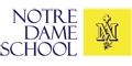 Logo for Notre Dame School