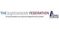 The Saxonbury and Aspire Federations logo