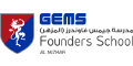 GEMS Founders Mizhar School logo