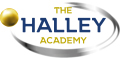 The Halley Academy logo