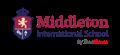 Middleton International School - 215 UBT logo