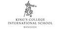 Logo for King's College International School Bangkok