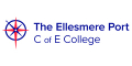 The Ellesmere Port Church of England College logo
