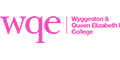 WQE and Regent College Group logo