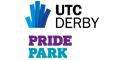 UTC Derby Pride Park logo
